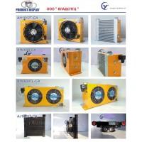 Радиатор охлаждения масла для крановых установок Kanglim, Dong Yang, Soosan, Hiab